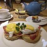 The best eggs Benedict you'll ever have!