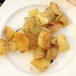 Patatine al forno