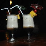 yummy banana cocktails