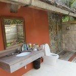 Bathroom - outdoor