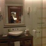 Bathroom very nice..
