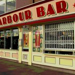 Harbour Bar during annual closure