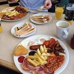 The Mega Breakfast