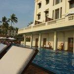 Huge pool (saltwater)