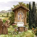 Predica agli uccelli di San Francesco.
