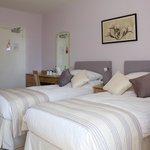 Classic Twin bedroom 1st floor