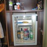 冷蔵庫有り。