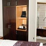 Room 104 with ensuite bathroom
