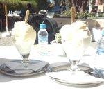 il gelato che non ti aspetti di trovare a Marrakech