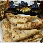 Crepes marroquíes. .buenísimos