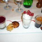 Café Gourmand Amore Mio Pizzéria Roma 13, rue Linnée 75005