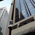 Ascenseur externe