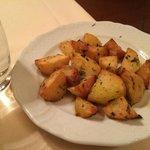 Delicious roast potatoes