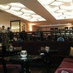 reception&breakfast&leisure area