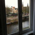 Super vue de notre chambre