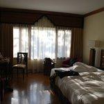Ansicht Standardzimmer Kandawgyi Palace Hotel