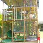 juegos en el parque del kids zone