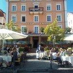 Hotelrestaurant Aussenansicht