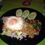 Essen im Hotelrestaurant / Food