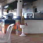 Bar à la plage