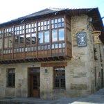 Vista del Restaurante Plaza de Armas