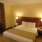 Zimmer mit King-Bett