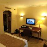 Zimmer mit Flachbild-TV