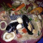 Nylon Pool - a delicious seafood platter