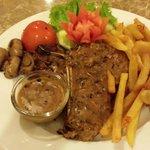 T-Bone Steak Imported !