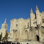 popes palace