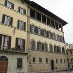Palazzo Guadagni building