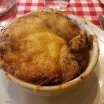 La zuppa di cipolle