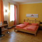 Zimmer orange