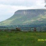 View of Benbulben