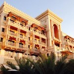 the beautiful Al Qasr at madinat jumeirah