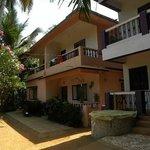 Lucia Beach Guest House