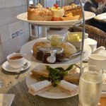 gorgeous cream tea