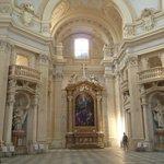 chiesa dentro la reggia