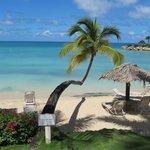 Beach , small but beautiful