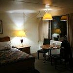 Geräumiges Zimmer