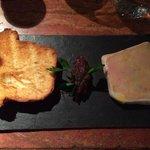 Heerlijke foie gras