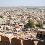 View of Jaisalmer