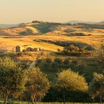Tuscan countryside - great riding