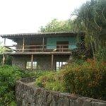 Our wonderful verandah