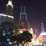 LRM from Nanjing Dong Lu pedestrian road