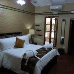 Pilón room