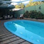 Green House, swimming pool