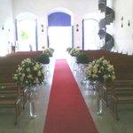Os Casamentos são maravilhosos, a São Gonçalo decorada é um mimo. Amoo!!!