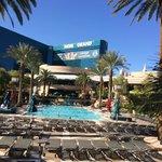 Main Pool MGM Grand