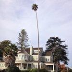 The Promenade to Santa Cruz West.